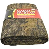 Allen Company Burlap Camo Blind Fabric (Break-Up, 54-Inch X 12-Feet)
