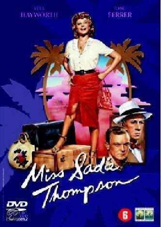 La bella del Pacífico / Miss Sadie Thompson ( W. Somerset Maugham's Miss Sadie Thompson ) ( Ms. Sadie Thompson )