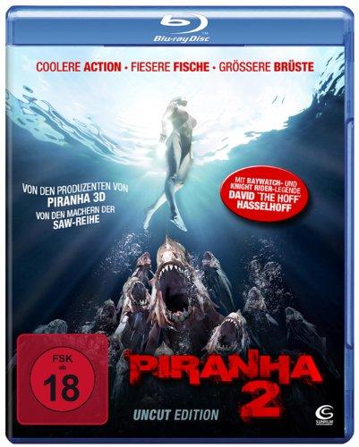 Piranha 2 (Uncut) [Blu-ray]