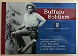 img - for Buffalo Soldiers: Photographs from the Collections of Anthony L. Powell and Kareem Abdul-Jabbar: A Book of Postcards book / textbook / text book