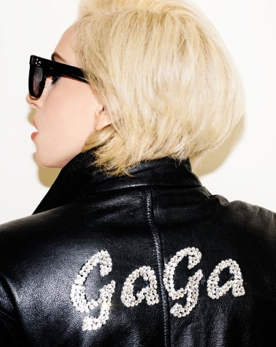 Lady Gaga [Tapa dura] Terry Richardson