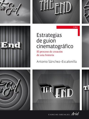 Estrategias De Guión Cinematográfico (Ciencias Sociales)