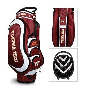 Virginia Tech Hokies NCAA Cart Bag - 14 way Medalist - TGO-25535 by Team Golf