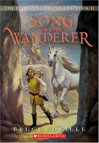 Song Of The Wanderer (The Unicorn Chronicles, Book 2) back-965622