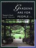 img - for Gardens Are For People, Third edition book / textbook / text book