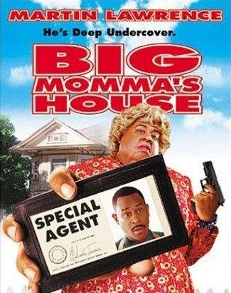 Big Momma's House Cover