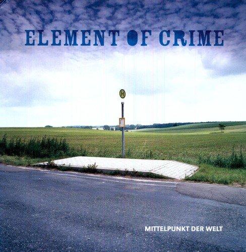 Vinilo : Element of Crime - Mittelpunkt Der Welt (LP Vinyl)
