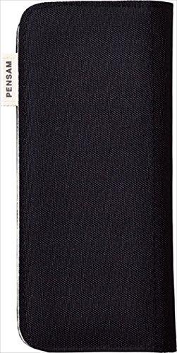 キングジム はさめるペンケース ペンサム 2000 黒