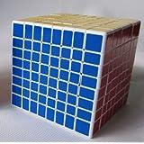 ShengShou®  8x8x8 8cm White Twisty Speed Cube Puzzle 8x8