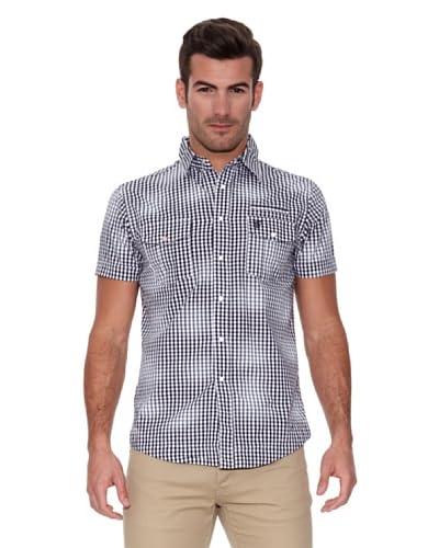 New Caro Camicia Uomo [Nero]