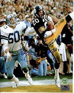 Rocky Bleier Autographed Pittsburgh Steelers 8x10 Photo by PalmBeachAutographs.com