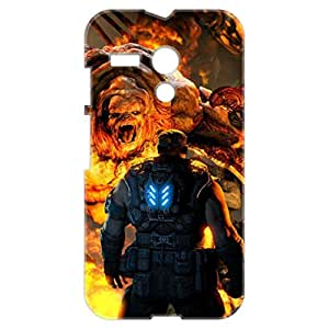 a AND b Designer Printed Mobile Back Cover / Back Case For Motorola Moto G (Moto_G_3D_2237)