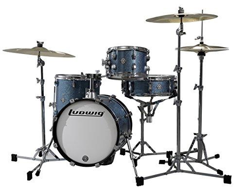 ラディック ドラムセット ブレイクビーツ アズール・ブルー(AZURE BLUE)
