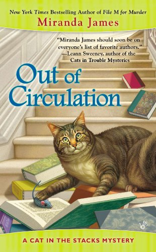 Out of Circulation (Cat in the Stacks Mystery Book 4) PDF