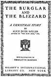 The Burglar and the Blizzard - A Christmas Story [Illustrated]