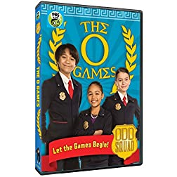 Odd Squad: The O Games DVD