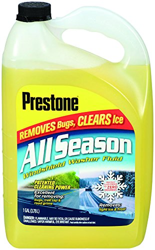 Prestone AS259 All Season Windshield Washer Fluid - 1 Gallon (Car Glass Water compare prices)