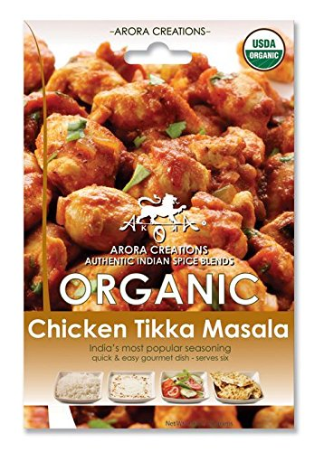 Arora Creations Chicken Tikka Masala Spice Blend, 0.9-Ounce (Pack of 12) (Chicken Tikka Spice compare prices)