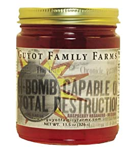 H-bomb Spicy Jelly by Guyot Family Farms