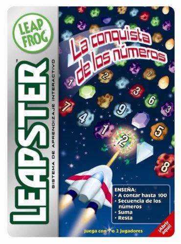 LeapFrog Leapster® Game: La Conquista de los Números