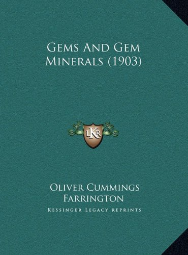 Gems and Gem Minerals