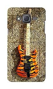 CimaCase Leopard Guitar Designer 3D Printed Case Cover For Samsung Galaxy J5