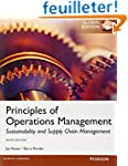 Principles Of Operations Management,...