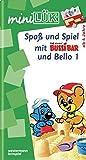 miniLÜK: Spaß und Spiel mit Bussi Bär und Bello 1: