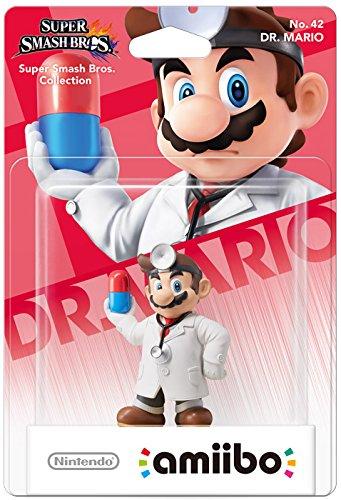 Amiibo 'Super Smash Bros' - Dr. Mario