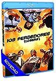 Los Perdedores (BD Combo) [Blu-ray]