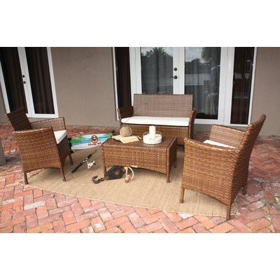 Wicker Day Beds 7467 front