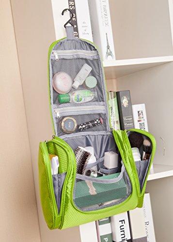 950aa0c74981 Bago Toiletry Bag For Men   Women - Hanging Toiletries Kit For Makeup