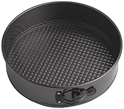 Wilton 2105-6807 Perfect Results Nonstick Springform Pan, 10-Inch