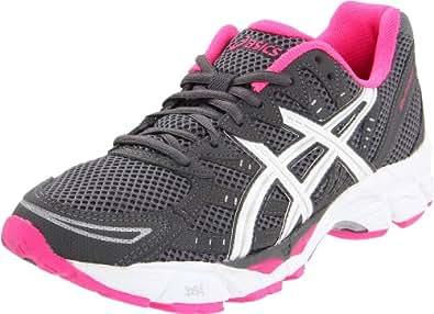 ASICS Women's Gel Phoenix 4 Running Shoe,Titanium/White/Hot Pink,5 M US