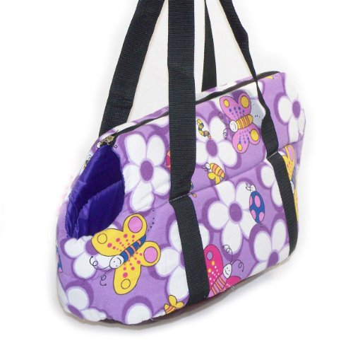 Small Dog Cat Pet Travel Carrier Tote Bag Purse