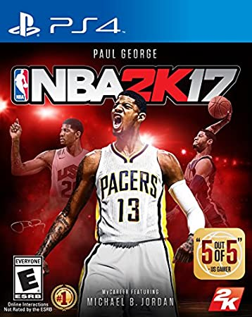 NBA 2K17 Standard Edition - PlayStation 4