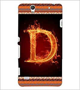 PrintDhaba GRANDbet D D-2530 Back Case Cover for SONY XPERIA C4 (Multi-Coloured)