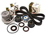 Evergreen TBK305WPT Daewoo Isuzu X22SE Timing Belt Kit w/ Water Pump