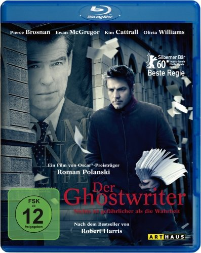 Призрак / The Ghost Writer (2010) BDRip [720p]