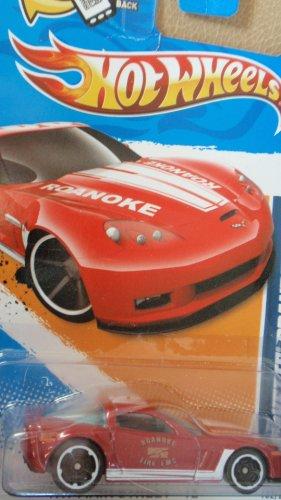 71 Corvette Grand Sport Hot Wheels Fire IMS, - 1