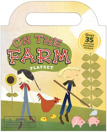 Magnetic Poetry Playset: On The Farm - 1