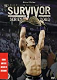 echange, troc WWE - Survivor Series 2008  [MP] [Import allemand]