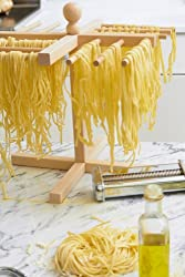 Imperia Stendipasta drying rack can dry upto 1 kg of pasta made of natural beech wood