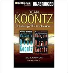 a book review of midnight by dean r koontz Midnight summary dean koontz  midnight plays another variation on the  author's pet theme--the human urge to tamper with nature, regardless of the.