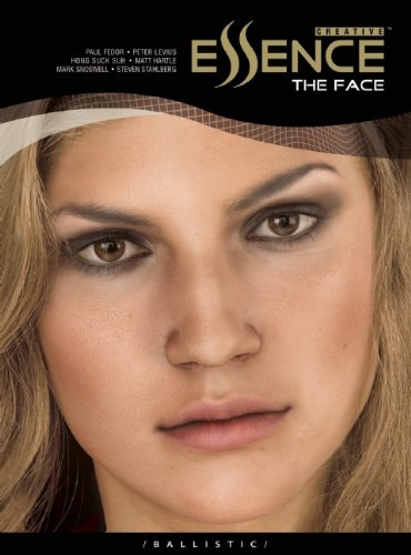 Essence: The Face: Modeling and Texturing