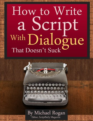 how to write a script for a movie
