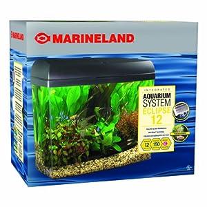 Pet Supplies : Marineland Eclipse Integrated Aquarium ...