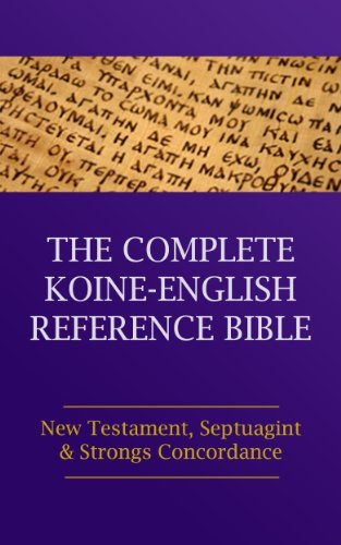 strong greek dictionary of the new testament pdf