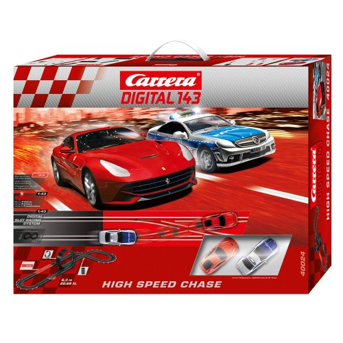 Carrera of America IncDigital 143 High Speed Chase Slot Car Set