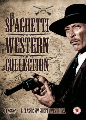 The Spaghetti Western Collection - 6 Classic Spaghetti Westerns 3DVD Box Set